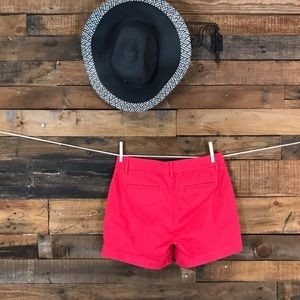 Red Nautica Shorts - Size 8